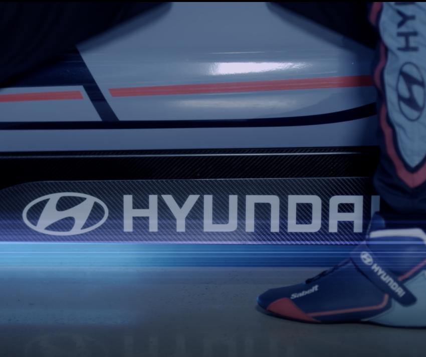 HYUNDAI GOES ELECTRIC