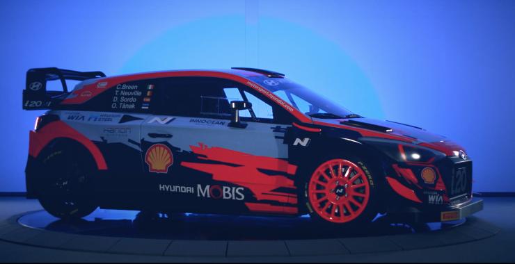 2021 - HYUNDAI - CAR PRESENTATION